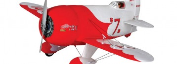 Promo Video: UMX Gee Bee R2