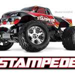 TRAX-36054-1 Stampede by TRAXXAS