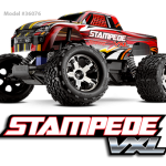 TRAX-36076 Stampede VXL by TRAXXAS