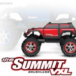 TRAX-72074 1/16 Summit by TRAXXAS