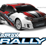 TRAX-75054-1 LaTrax 4WD Rally Car 1/18 by TRAXXAS