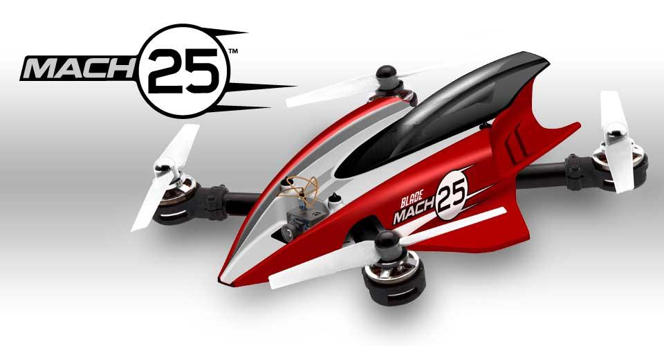 Mach 25 FPV Racer BNF Basic   ...